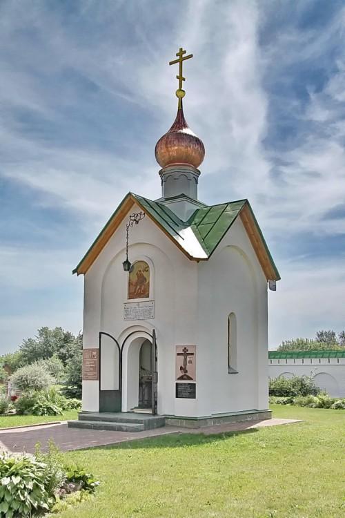 Спасский мужской монастырь. Часовня Георгия Победоносца, Муром