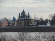 Екабпилсский Свято-Духов мужской монастырь-Екабпилс-Екабпилс, город-Латвия-Илья Лепетян