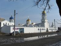 Монастырь Саввы Освященного - Мелитополь - Мелитопольский район - Украина, Запорожская область
