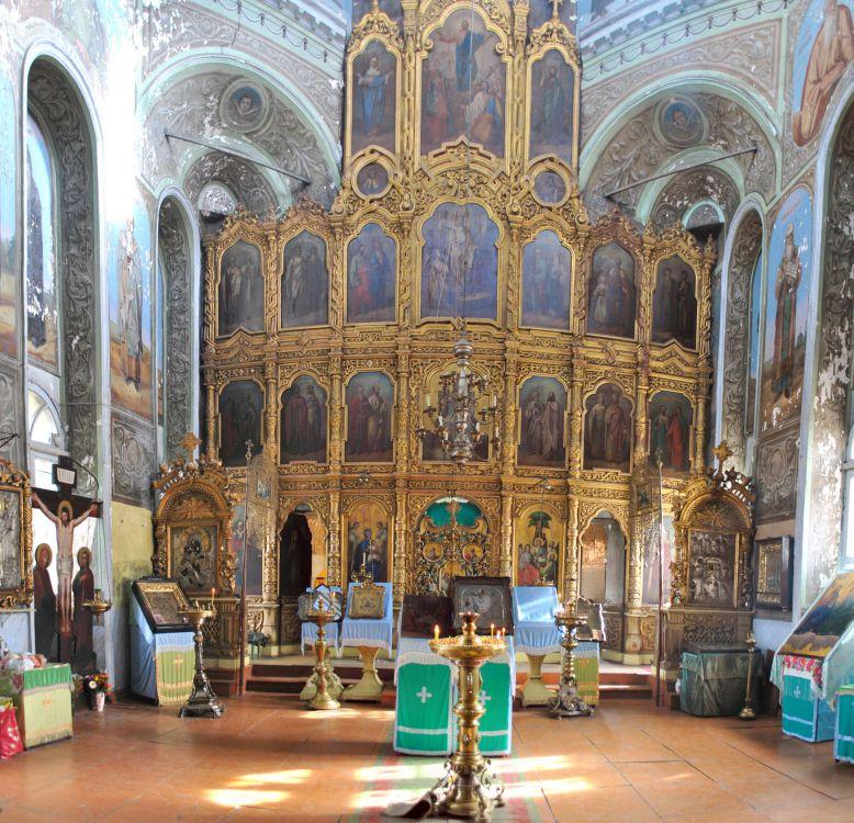 Церковь Троицы Живоначальной, Истобенск