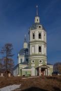 Церковь Троицы Живоначальной - Истобенск - Оричевский район - Кировская область