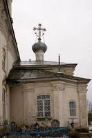 Церковь Благовещения Пресвятой Богородицы - Опоки - Порховский район - Псковская область