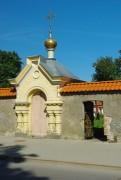 Екабпилсский Свято-Духов мужской монастырь. Часовня Георгия Победоносца - Екабпилс - Екабпилс, город - Латвия