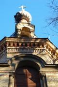 Екабпилсский Свято-Духов мужской монастырь. Колокольня - Екабпилс - Екабпилс, город - Латвия