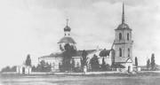 Новохопёрск. Воздвижения Креста Господня, церковь