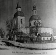 Церковь Василия Великого - Брасово - Брасовский район - Брянская область