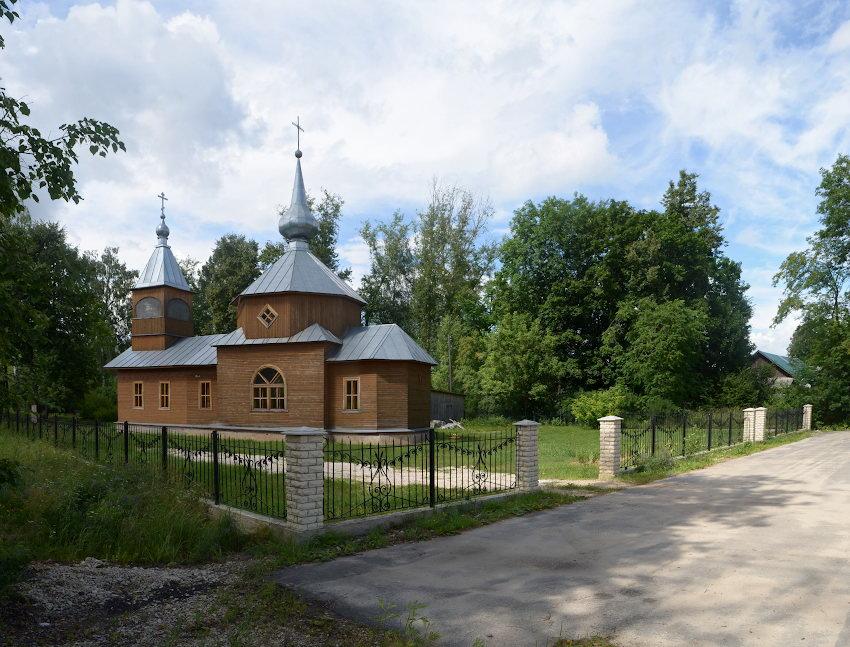 Церковь Андрея Первозванного, Андреево