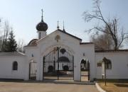Церковь Новомучеников Подольских - Москва - Троицкий административный округ (ТАО) - г. Москва