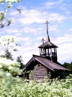 Часовня Афанасия Великого - Тарасова - Плесецкий район - Архангельская область