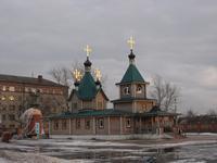 Церковь Сергия Радонежского в Лопатинском - Воскресенск - Воскресенский городской округ - Московская область