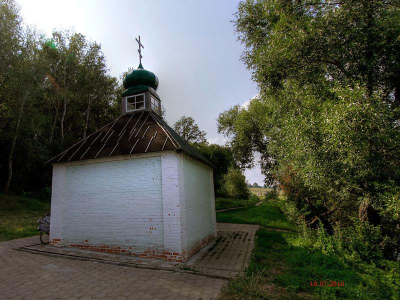 Часовня Спаса Нерукотворного Образа, Грибоедова им., посёлок