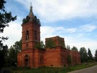 Церковь Николая Чудотворца - Святое - Осташковский городской округ - Тверская область
