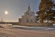 Церковь Троицы Живоначальной - Китово - Касимовский район и г. Касимов - Рязанская область
