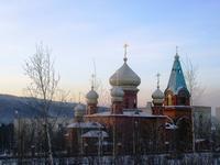 Кафедральный собор Троицы Живоначальной - Тында - Тындинский район и г. Тында - Амурская область