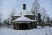Церковь Вознесения Господня - Тордокса - Вожегодский район - Вологодская область