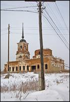 Огневское. Илии Пророка, церковь