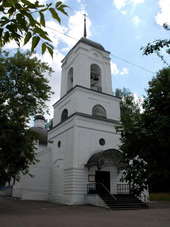 Владимирская область, Ковровский район и г. Ковров, Ковров. Церковь Иоанна Воина, фотография. фасады, северо-западный фасад