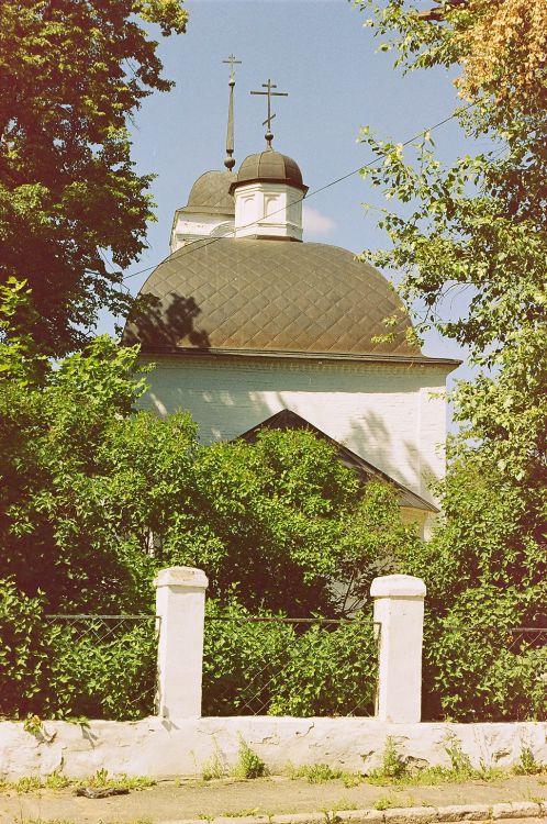 Владимирская область, Ковровский район и г. Ковров, Ковров. Церковь Иоанна Воина, фотография. фасады, восточный фасад