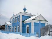 Церковь Всех Святых - Юго-Камский - Пермский район - Пермский край