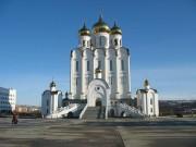 Магадан. Троицы Живоначальной, кафедральный собор