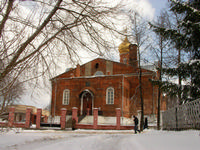 Церковь Феодоровской иконы Божией Матери - Ковров - Ковровский район и г. Ковров - Владимирская область