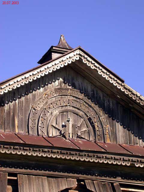 Церковь Тихвинской иконы Божией Матери, Саминский Погост
