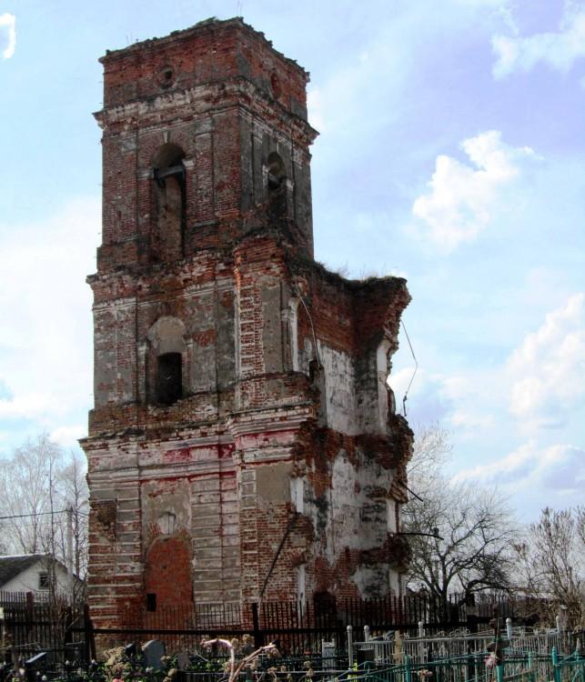 Церковь Успения Пресвятой Богородицы, РњРѕСЃРєРІР°