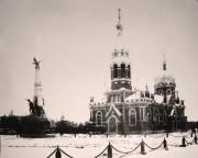 Петергоф. Анастасии Узорешительницы 148-го пехотного Каспийского полка, церковь