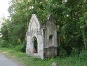 Петергоф. Неизвестная часовня на Бабигонском кладбище