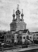 Церковь Рождества Христова и Николая Чудотворца - Флоренция - Италия - Прочие страны