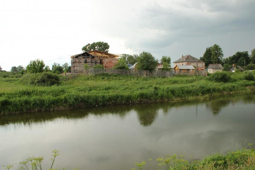 Георгиевский Белогостицкий монастырь, Белогостицы