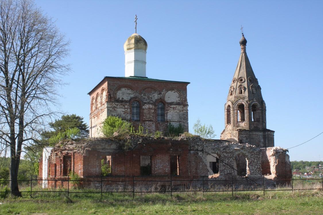 Церковь Михаила Архангела, Нехорошево, урочище