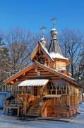 Церковь Кирилла и Мефодия на Левобережной - Химки - Химкинский городской округ - Московская область