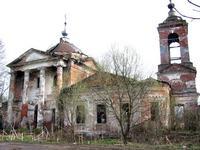 Церковь Воскресения Словущего - Паскино - Кимрский район и г. Кимры - Тверская область
