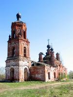 Церковь Николая Чудотворца - Николо-Неверьево - Кимрский район и г. Кимры - Тверская область