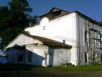 Церковь Воскресения Христова - Устье - Усть-Кубинский район - Вологодская область