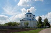 Церковь Богоявления Господня - Орлово - Новоусманский район - Воронежская область