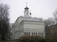 Церковь Кирилла и Мефодия - Воронеж - Воронеж, город - Воронежская область