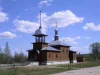 Церковь Илии Пророка - Тёмкино, посёлок - Тёмкинский район - Смоленская область