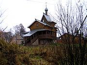 Тёмкино, село. Смоленской иконы Божией Матери, церковь