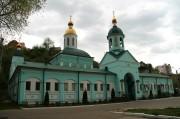 Воронеж. Митрофана Воронежского на Митрофановском источнике, церковь