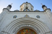 Старицкий Успенский мужской монастырь. Неизвестная надвратная часовня - Старица - Старицкий район - Тверская область