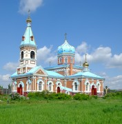 Никольский монастырь. Церковь Николая Чудотворца - Большекулачье - Омский район - Омская область