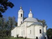 Церковь Богоявления Господня - Красный - Истринский городской округ и ЗАТО Восход - Московская область