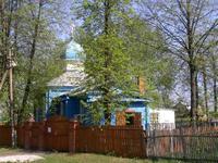 Церковь Троицы Живоначальной - Шувое - Егорьевский городской округ - Московская область