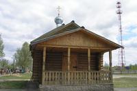 Часовня Димитрия Солунского - Дубровка - Дубровский район - Брянская область