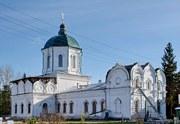 Толши. Толшевский Спасо-Преображенский женский монастырь. Собор Спаса Преображения