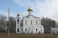 Церковь Богоявления Господня - Ярково - Ярковский район - Тюменская область