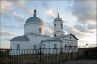 Сатино-Русское. Вознесения Господня, церковь