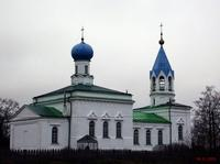 Церковь Георгия Победоносца - Минцы - Хвойнинский район - Новгородская область